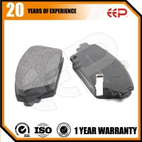 Brake Pads for Nissan ALMERA TINO P12 41060-4U125