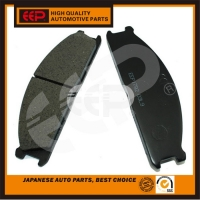 Car accessory Auto brake pads for NISSAN Pathfinder D21/WD21/R20 41060-05N93 EEP1792