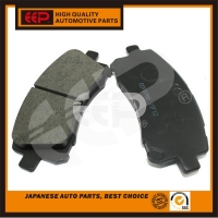 Brake pad set for Subaru FORESTER FS 2.5/96-99 26296-AE210 FD3780