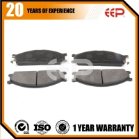 Automotive brake pad for NISSAN  pathfinder D22/C22/98- FD1792H