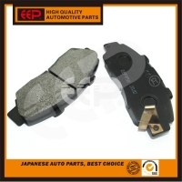 Auto parts Brake pads for HONDA HRV/STEP WGN RA1/RA5/RD1/CF4 45022-ST7-R00 EEP1758
