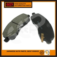 Brake pad set for MITSUBISHI LANCER N84/00- MR527675 EEP4722