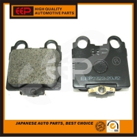 Japanese car brake pads for TOYOTA Lexus JZS160 04466-30130 EEP2722