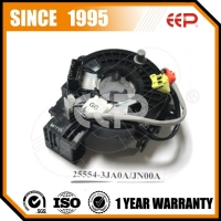 Steering Wheel Airbag Spiral Cable Sub-assy Clock Spring for Nissan Pathfinder 25554-3JA0A