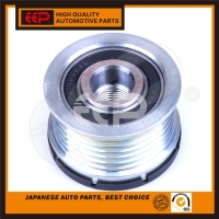 Alternator overruning pulley for Toyota F-557045 idler pulley auto parts